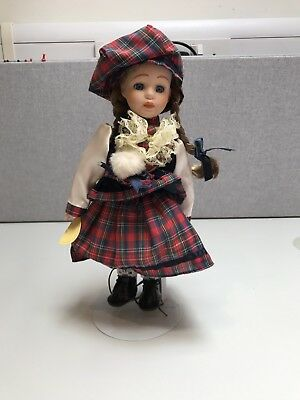 Kirsty - Regency Fine Arts Figurine - Special Collectors Edition - 12 inch Doll