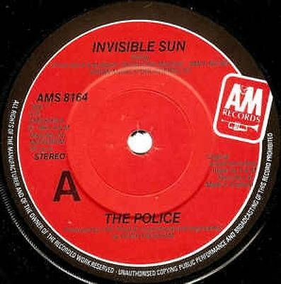 Invisible Sun 7 : The Police