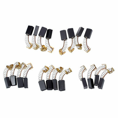 20pcs/set  Power Tool Repair 15mm x 10mm x 6mm Motor Carbon Brushes for hammer