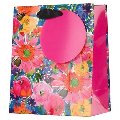 Bright Floral Bag Small