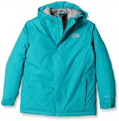 (Kokomo Green, Youth Small) - The North Face Kids' Snow Quest Jacket