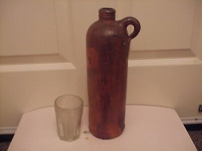 Ww1 Relic German Schnapp Jug And Glass From Pozieres On The Somme