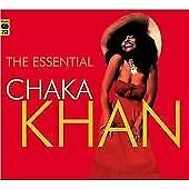CHAKA SHAKA KHAN - The Essential Very Best Of Greatest Hits Collection 2 CD NEW