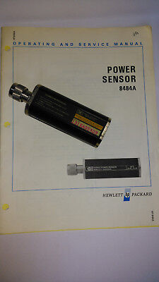 Power Sensor HP/Agilent 8484A