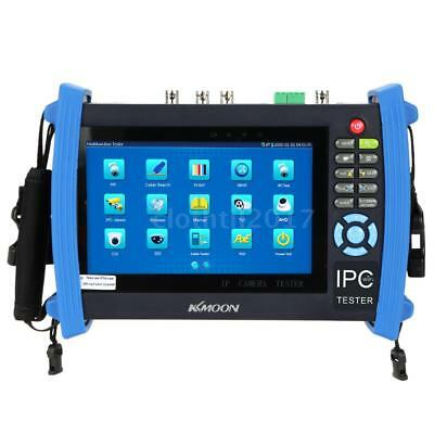 "7"" Touch Screen Monitor 1080P IP Camera Tester SDI TVI CVI AHD IPC-8600ADHS D0K7"