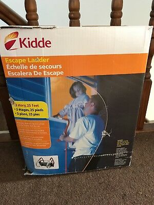 Kiddie 3 Story, 25 Feet Escape Ladder