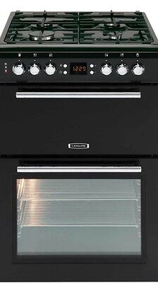 Leisure 60 cm Double Gas Oven - Good Condition (Reluctant Sale)