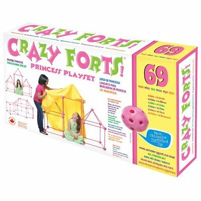 Everest Toys Crazy Forts, Pink NEW, Free Shipping