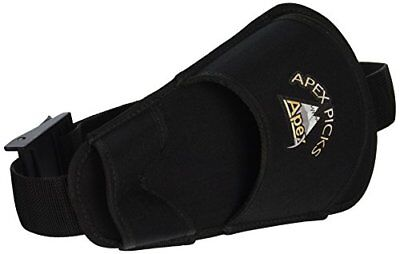 Apex Pick Packer NonMagnetic Pick Carrying Holder with 2 Nylon Web Belt NEW