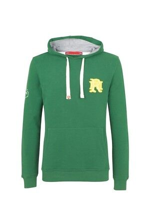 (X-Large, Z82 Light Green) - Front Up Rugby Men's Ruck and Maul Hoody Mid Layers