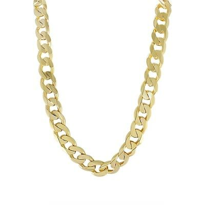 """NEW Huge 9ct Gold Heavy Weight Curb Chain 169G - 221G - 22.5""""- 29.5"""""""