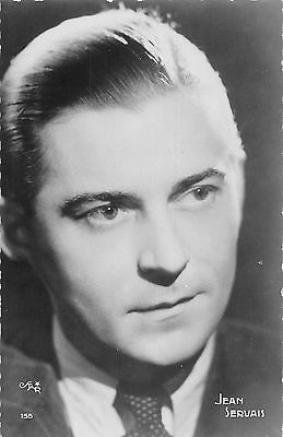 Actor Jean Servais old photo