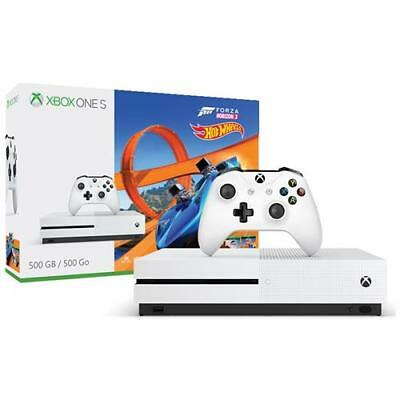 MICROSOFT Console Xbox One S 500 Gb + Forza Horizon 3 + DLC Hot Wheels Limited B