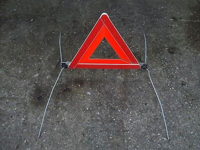 Road Side Traffice Hazard Reflective Safety Sign Triangle