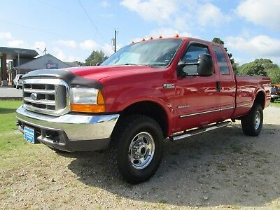 1999 Ford F-250 XLT 1999 FORD F-250 XLT EXTENDED CAB 4X4 7.3L POWERSTROKE DIESEL, ONLY 70K MILES!!