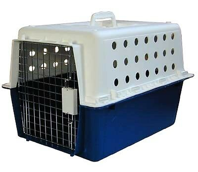 Airline Approved Carry Cage with Floor and Water Bowl and Funnel Australia Made