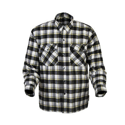 Scorpion Covert Moto Flannel Shirt Powersports Motorcycle