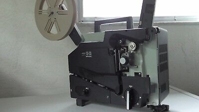 ELMO 16-CL 16mm Projector Sale #3-Operates, needs some parts. Nice deal...