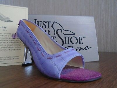 Just Ther Right Shoe Bow Me # 25332