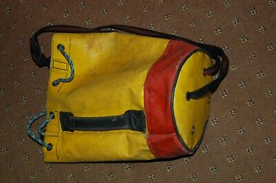 Dragon ? caving bag with upgraded shoulder straps and rope