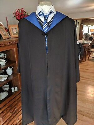 HP House Robes - Blue - Please Specify Size (Small thru 4x available)