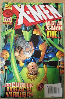 X-Men Vol 2 #64 (1997) Shang-Chi Kingpin VF Combined Postage Available