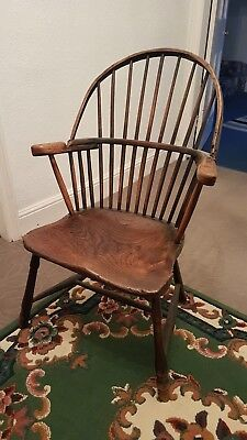 18th century cotswold windsor chair 1770