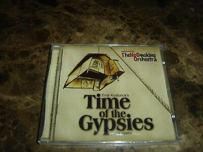 Emir Kusturica & The No Smoking Orchestra - Time Of The Gypsies (CD)
