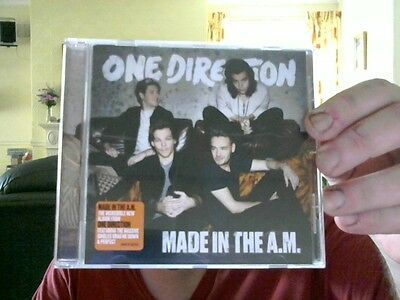 Made In The A.m. Cd Album One Direction Perfect Xmas  Gift! Free Uk Post