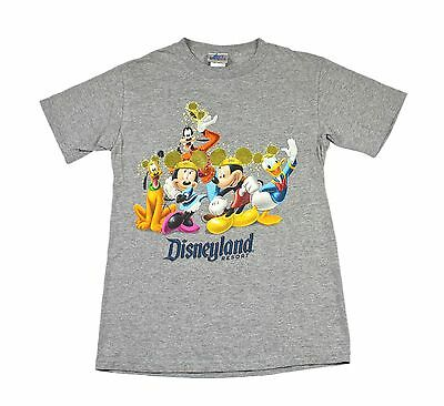 Disneyland Disney Resort 50th Anniversary Mickey Mouse Shirt Mens Size S Small