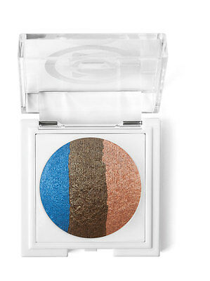 Mary Kay At Play Baked Eye Trio- Out of the Blue (eye shadow)