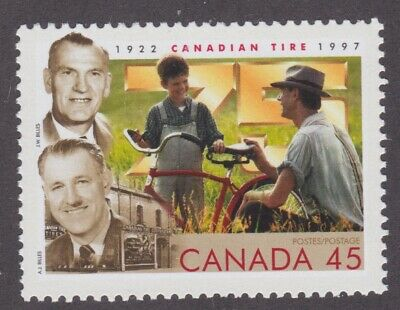 Canada 1997 #1636 Canadian Tire 75th Anniversary - MNH