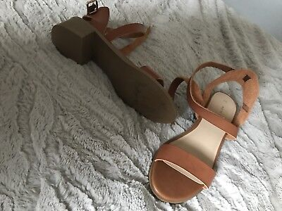 Women's Size 3 brown sandals