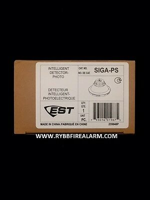 100% New Est Siga-Ps Photo Smoke Detector Free Shipping The Same Business Day