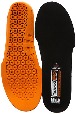 X-Large Timberland Pro Men's Anti Fatigue Technology Replacement Insole Orange