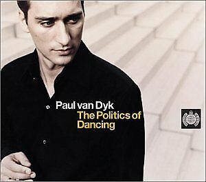 PAUL VAN DYK - Politics Of Dancing - 2 CD - Import - **Excellent Condition**