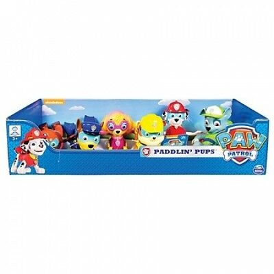 Paw Patrol Bath Paddlin' Pup Assorted. NZ Toys. Best Price