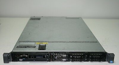 Dell R610 2x Xeon 6 Core 2.93Ghz X5670 32GB Ram 2x 146GB SAS Perc6i  No Rails