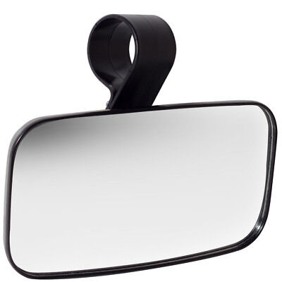 1pcs Universal & Adjustable Wide Convex Clear Rear View Mirror For UTV Off Road