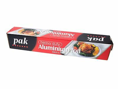 Aluminium Foil Wrap Roll Catering Kitchen Heavy Duty 30cm and/or 44cm x 150m