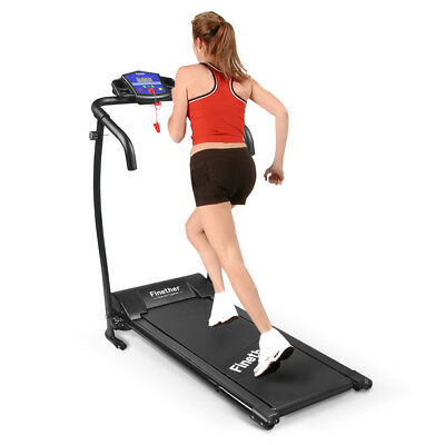 Treadmill Electric Motorized Gym Fitness Folding Jogging Walking Running Machine