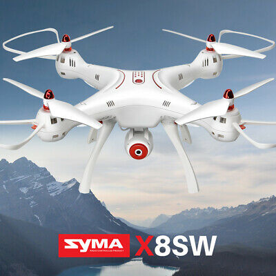Syma X8SC 2.4G 4CH RC Drone with HD Camera 2.0MP Hovering RC Quadcopter AU STOCK