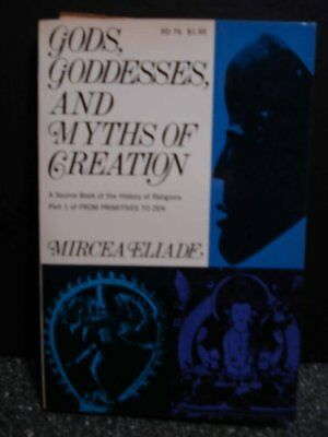 Gods, Goddesses, And Myths Of Creation: A Thematic Source Book Of **brand New**