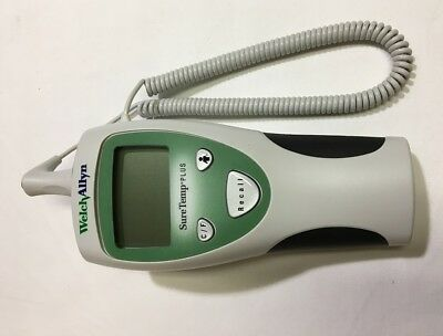 Welch Allyn SureTemp Plus 690 Electronic Thermometer with probe, Tested - Used
