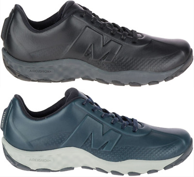 46768b3a8b398 Merrell Sprint Lace Leather AC+ Mens Shoes Leather Sneakers Outdoor Trainers  New