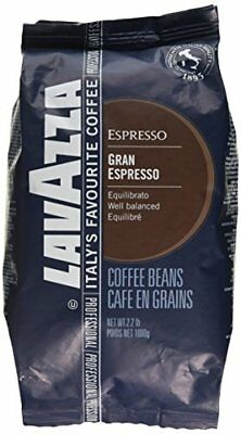 Lavazza Grand Espresso Beans pack of 1 x 1 Kg