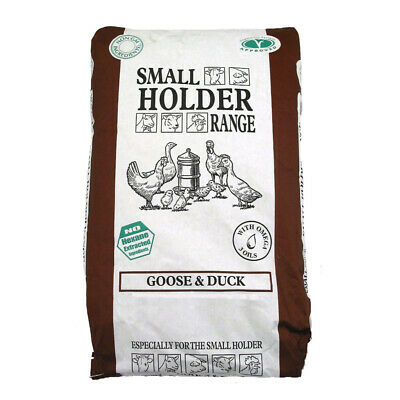 Allen & Page Goose & Duck Grower / Finisher Duck Food Geese Feed 20kg