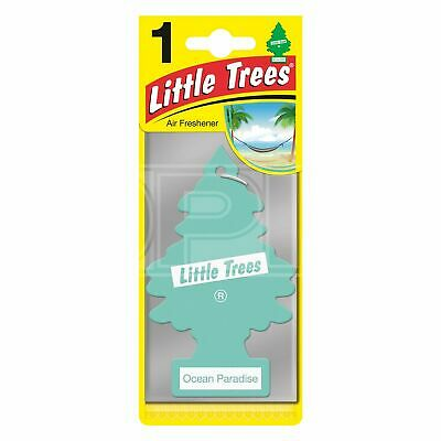 Little Trees Ocean Paradise - 2D Air Freshener (MTR0067)