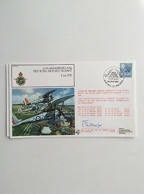 Stamp - 1st Day Cover - RAF FF19 - 30th July 1980