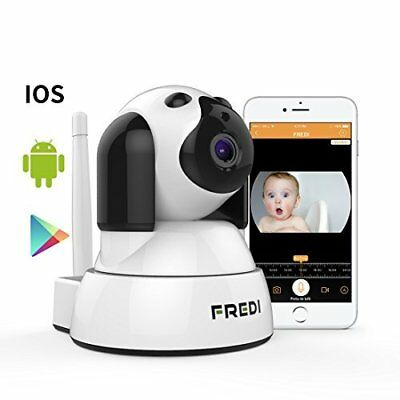 Wireless Baby Monitor WiFi Camera HD 2-Way Talking Night Vision Motion Detection
